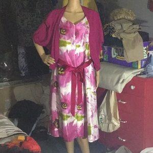 Woman's Dress 2 piece